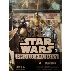 Droid Factory (5 of 6) Watto & R2-T0