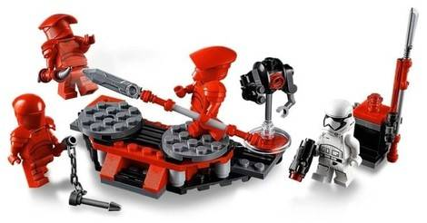 Elite Praetorian Guard Battle Pack - LEGO Star Wars set 75225