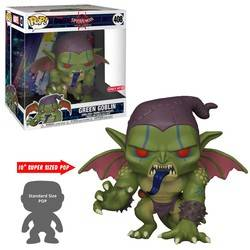 Animated Spider-Man - Green Goblin