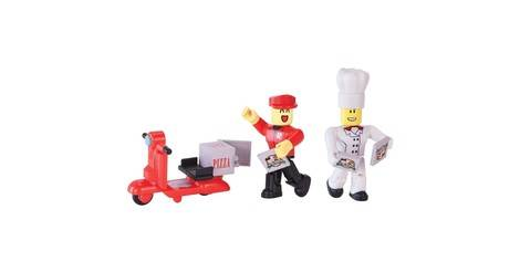Work At A Pizza Place Roblox Action Figure