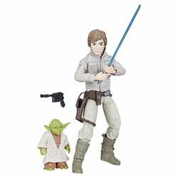 Luke Skywalker & Yoda