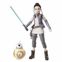 Rey of Jaaku & BB-8