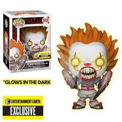 It - Pennywise with Spider Legs GITD