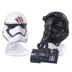 Finn (FN-2187) & First Order Tie Fighter Pilot