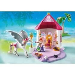 Chambre Princesse avec Pégase - Playmobil Princesses 5985