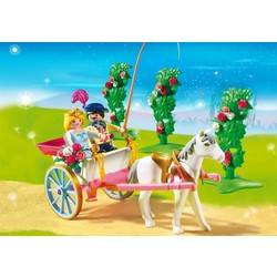 Princess with Horse Carriage