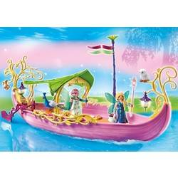 Queen of the Fairies enchanted boat
