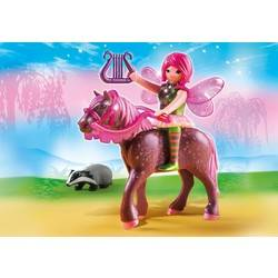 Surya  Fairy with horse