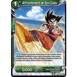 Affrontement de Son Goku
