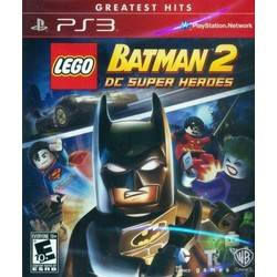 LEGO Batman 2: DC Super Heroes Greatest Hits