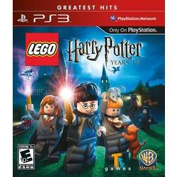 LEGO Harry Potter Years 1-4 Greatest Hits