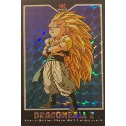 Card number 405 - Dragon Ball Z Hero Collection Series Part