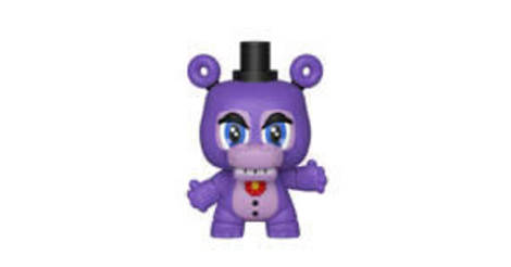 Funko FIVE NIGHTS AT FREDDYS  Pizza Simulator Mystery Minis MR HIPPO
