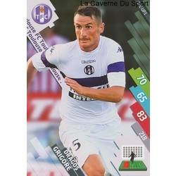 193 DRAGOS GRIGORE ROMANIA TOULOUSE.FC TFC CARD ADRENALYN 2016 PANINI