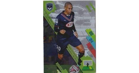 MICHAEL CIANI # GIRONDINS BORDEAUX CARD PANINI ADRENALYN 2012