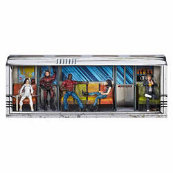 Defenders Rail Authority - SDCC (Pack of 5)