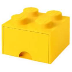 Lego Storage Brick Drawer 4 bleu clair light blue color