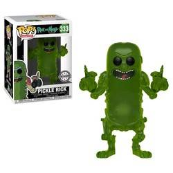 Rick and Morty - Pickle Rick Translucent