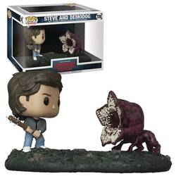 Stranger Things - Steve And Demodog