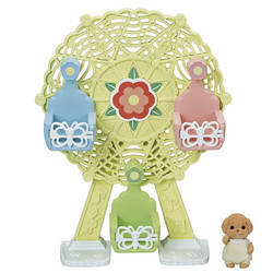 Baby Ferris Wheel (Toy Poodle Baby)