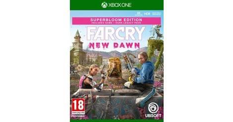 Far Cry New Dawn Superbloom Edition Xbox One Game