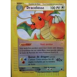 Dracolosse carte pok mon 19 62 fossile - Fossile pokemon diamant ...