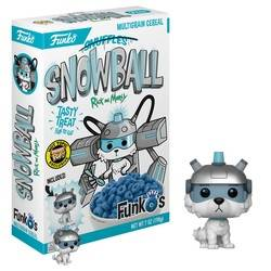 Rick and Morty - Pocket Pop Snowball