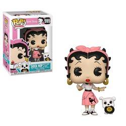 Betty Boop - Sock Hop Betty Boop & Pudgy