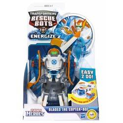 Transformers Rescue Bots Energize - Blades The Copter-Bot