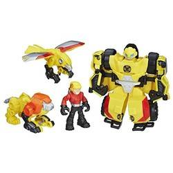 Transformers Rescue Bots - Bumblebee Rock Rescue Team