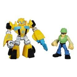 Transformers Rescue Bots Energize - Bumblebee & Graham Burns