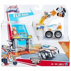 Transformers Rescue Bots Flip Racers - Airport Blastoff Blades