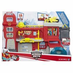 Transformers Rescue Bots - Griffin Rock Firehouse Quarters