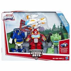 Transformers Rescue Bots - Griffin Rock Rescue Team