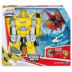 Transformers Rescue Bots - Night Watch Bumblebee
