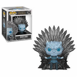 Game of Thrones - Night King on Throne