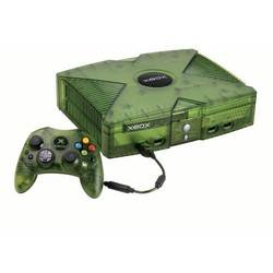 Xbox Translucent Green Limited Edition