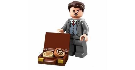 JACOB KOWALSKI LEGO MINIFIGURE HARRY POTTER//FANTASTIC BEASTS 71022 NEW!!!