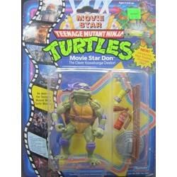 Movie Star Leo Vintage Teenage Mutant Ninja Turtles Tnmt