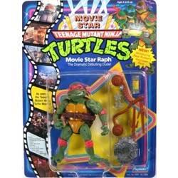 Movie Star Mike Vintage Teenage Mutant Ninja Turtles Tnmt