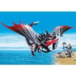 divers Playmobil 70042 Dreamworks Dragons Ruffnut et Tuffnut avec combinaison de vol
