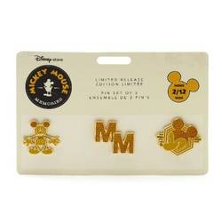Pin's Mickey Memories Février 2018
