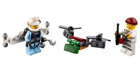 Sky Police Jetpack LEGO® Sets City 30362