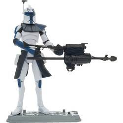 Captain REX - Firing Missile Launcher!