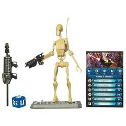 Battle DROID Firing Blaster!