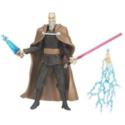 Count DOOKU Asajj Ventress Hologram!