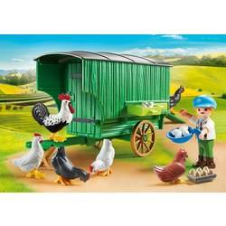 Mobile Chicken House