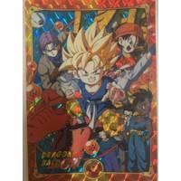 Carte Dragon Ball Z DBZ Trading Card DBGT #Check list AMADA 1996 RARE!!!!!!! 2