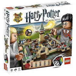 Harry Potter Hogwarts Challenge