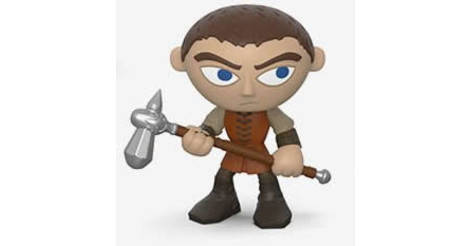 Game of Thrones Series 3 Funko Mystery Mini Vinyl Figure Ramsey Bolton Snow